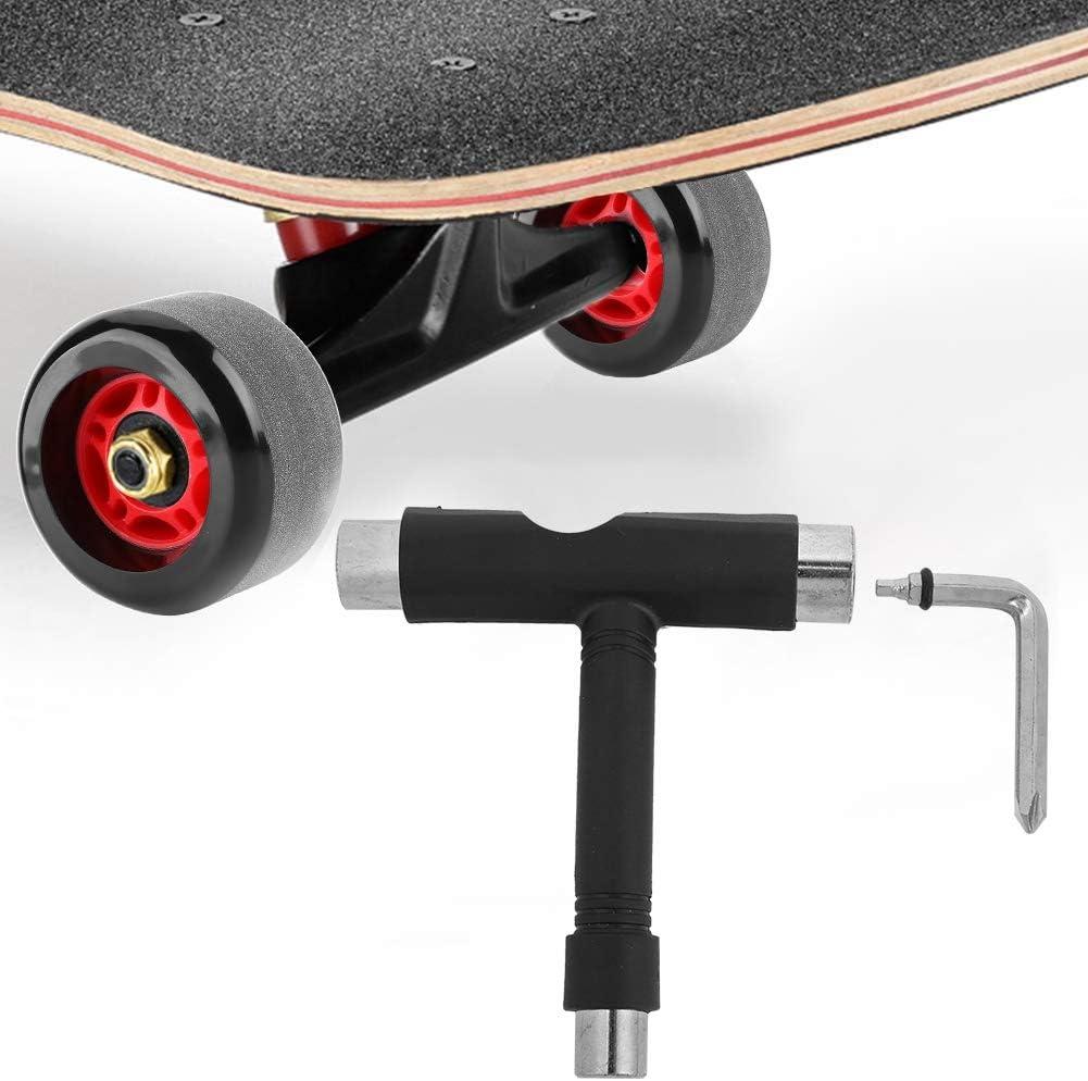 Skateboard T-Schraubendreher-Sockelwerkzeug Skate T-Tool Mini Low NEU Price B6D1