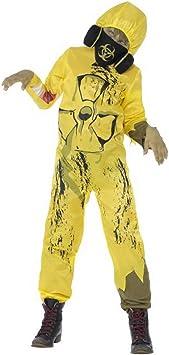 Disfraz de Halloween para niños de biomula, atómico Nuclear, Traje ...