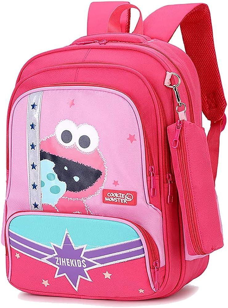 Girls School Backpack Fashion Print Daypack Water Resistant Travel Rucksack Casual Laptop