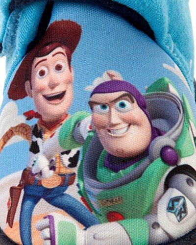 Toy Story Kinder Jungen Haus Pantoffeln Disney Pixar Buzz Lightyear Woody