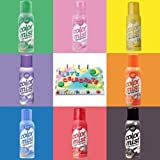 Wilton Master Color Mist Food Color Spray Kit (Includes all 8 Colors in 1.5 oz. Cans)