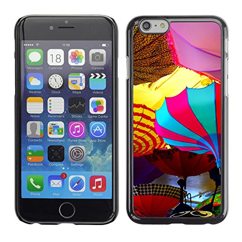 Premio Sottile Slim Cassa Custodia Case Cover Shell // F00005265 parapluie // Apple iPhone 6 6S 6G 4.7""