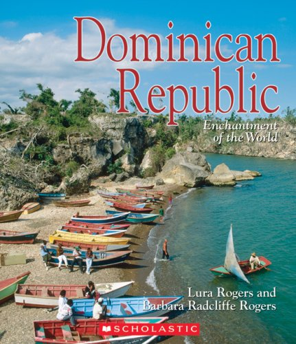 the-dominican-republic-enchantment-of-the-world-second-series