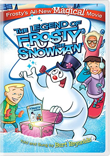 Vortex Media Dvd - The Legend of Frosty the Snowman