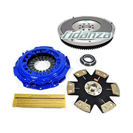 Amazon.com: EFT STAGE 3 CLUTCH KIT+FIDANZA FLYWHEEL 93-98 TOYOTA SUPRA TWIN TURBO 3.0L 2JZGTE: Automotive