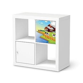 Creatisto Klebefolie Für Ikea Kallax Regal 1 Türelement