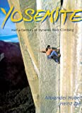 Yosemite by Alexander Huber front cover