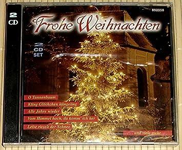 Frohe Weihnachten Cd.2 Cd Frohe Weihnachten Die Schoneberger Sangerknaben