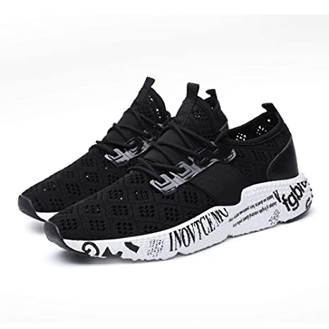 Amazon.com: Mens Fashion Breathable Mesh Shoes Casual Sports Shoes Student Sneakers: Sports & Outdoors