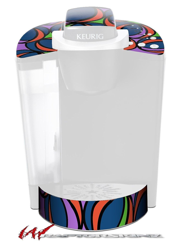 クレイジードット02 – デカールスタイルビニールスキンFits Keurig k40 Eliteコーヒーメーカー( Keurig Not Included )   B017AKFXJK
