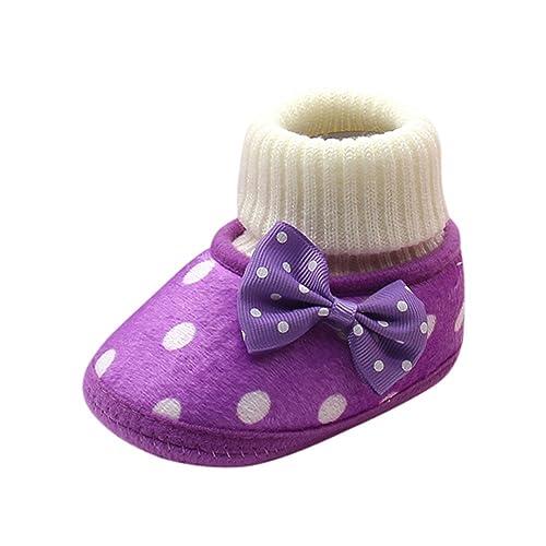 Zapatos Bebe Niña Primeros Pasos, Zolimx Linda Chica Recién Nacido ...