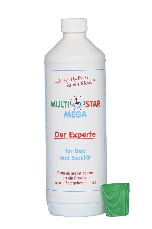 MULTI-STAR Mega piedra de agua - entre cal removedor 1 litro ...