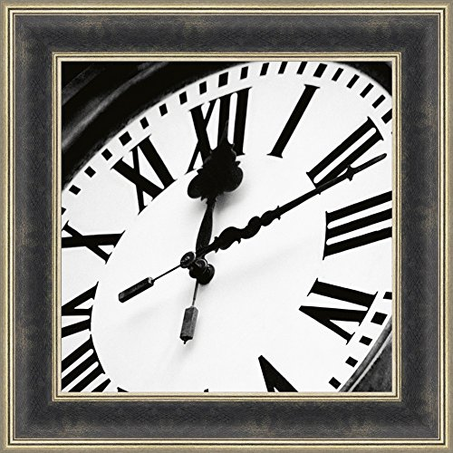 Pieces Of Time II by Tony Koukos Frame (Tony Koukos Pieces)