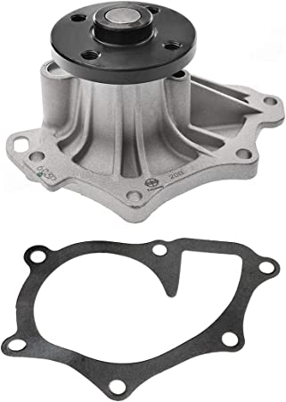 Tecoom AW9414 Professional Water Pump with Gasket for Toyota Camry Corolla Rav4 Lexus HS250H 2.4L