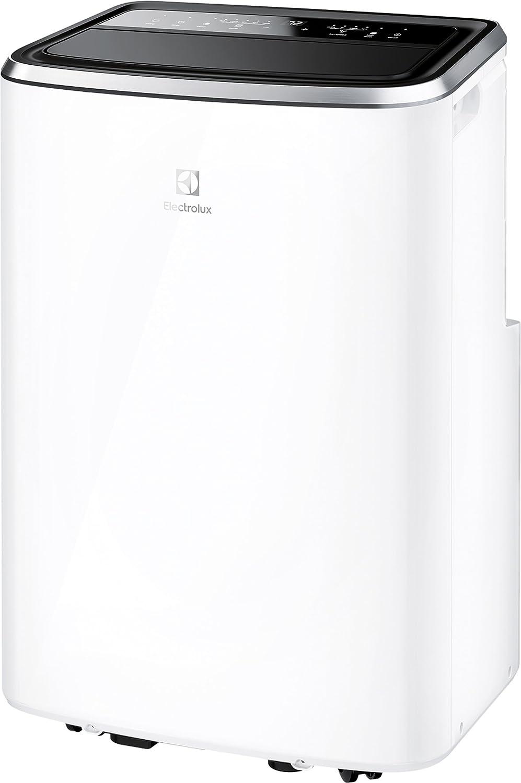 Electrolux exp26u338cw chillflex Pro 11 climatizador Portátil, 10.874 BTU, Gas R290, Self evaporative System, 1000 W, 45 decibelios, Color blanco: Amazon.es: Hogar