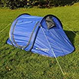 Pop 200 SD Tent, Blue/White, One Size