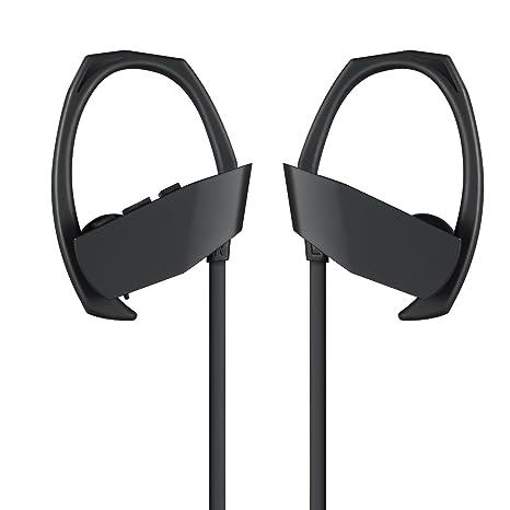 Shaveh Auriculares inalámbricos, HD estéreo a prueba de sudor en los auriculares de la oreja