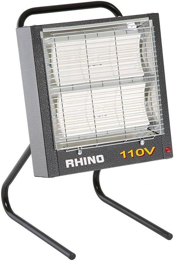 Rhino FH3 Fan Heater 110V 2800w 2.8kw