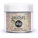 Harmony Gelish - Dip Powder - Lots Of Dots - 23g / 0.8oz