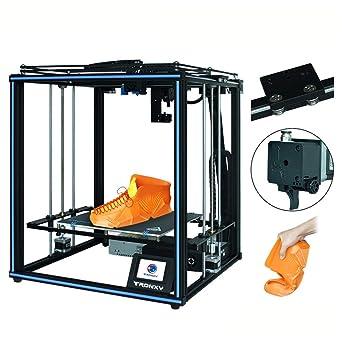 Impresora 3D Núcleo De Doble Eje Guía Externa Y Extrusora Material ...