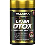 ALLMAX Nutrition - Liver DTOX - Ultimate Liver Protection, 42 Count