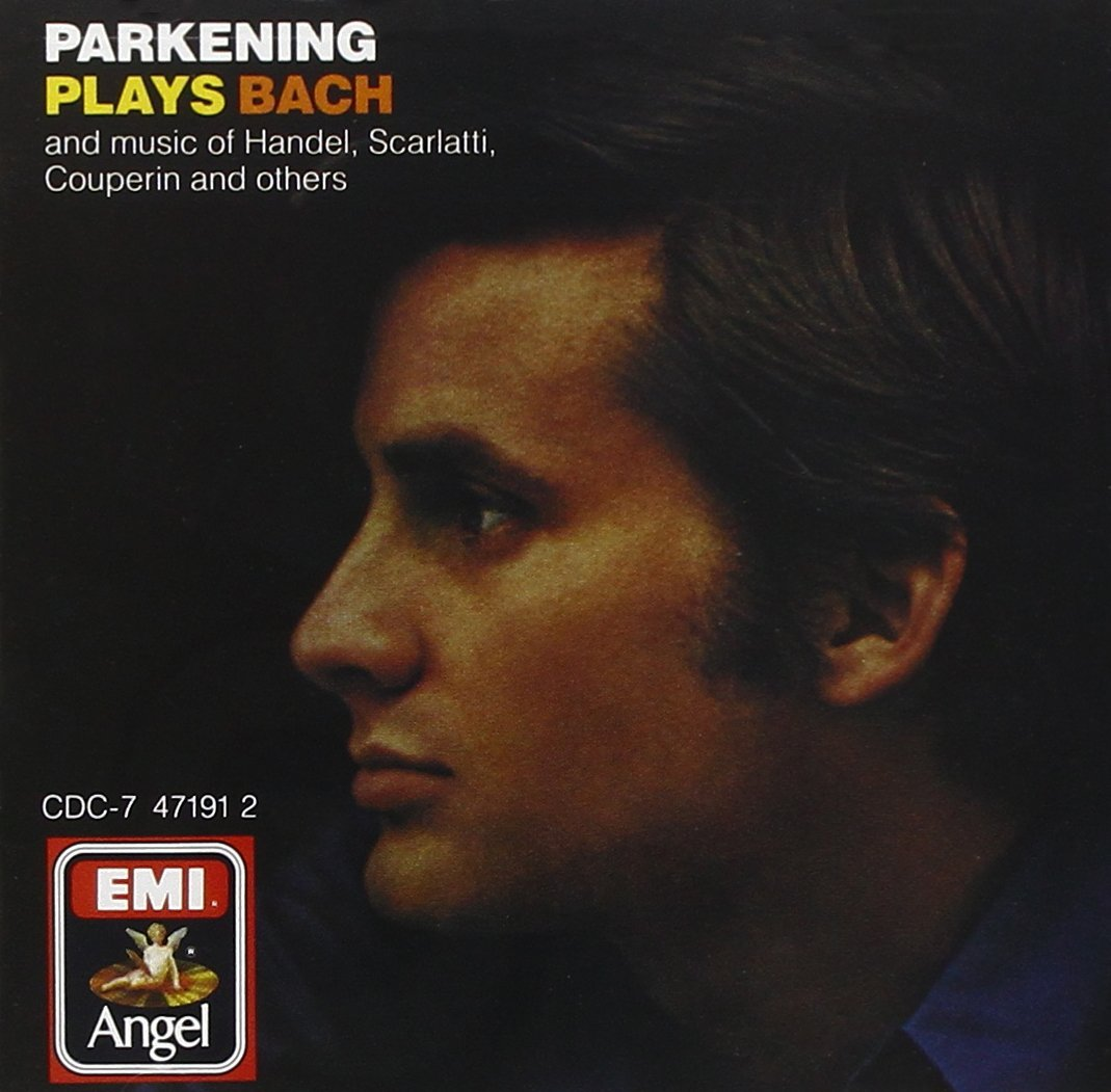 Parkening Plays Bach
