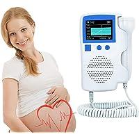 Pregnant Fetal Doppler, Baby Heart Monitor, Fetal Heartbeat Doppler for Pregnancy