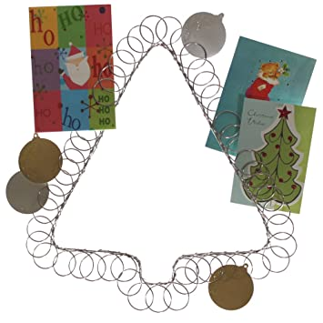 Amazon.com: Christmas Tree Card Holder: Home & Kitchen