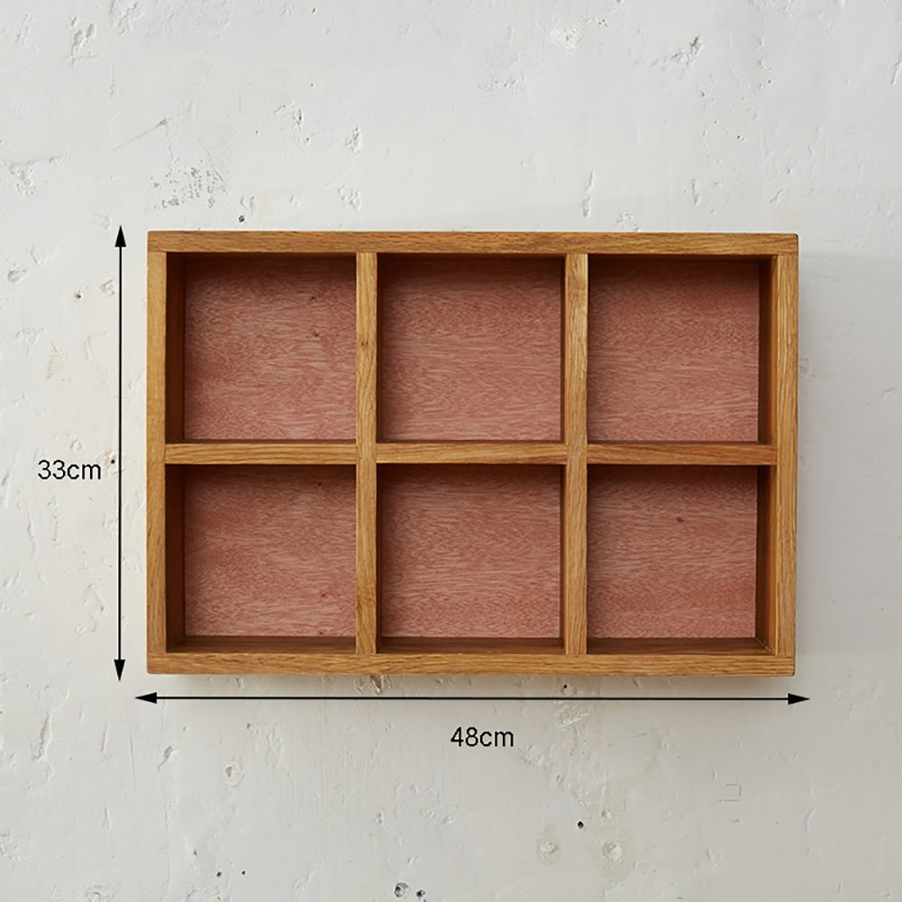 Bedroom Wall Cabinets | Bgcg European Retro Storage Closet Bedroom Wall Shelf Hanging