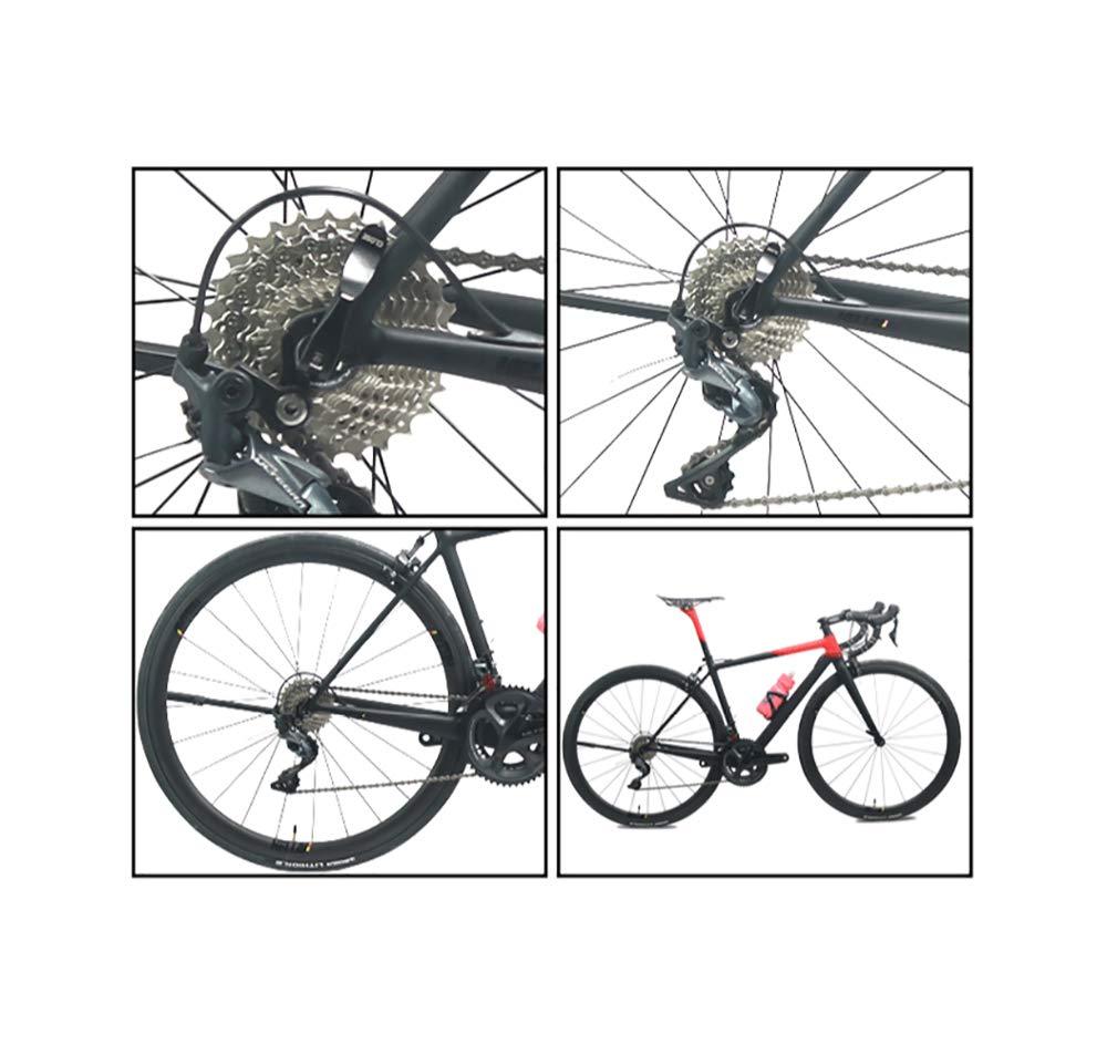 LIDAUTO Rueda Libre de Ciclismo MTB Rueda de Rueda Dentada de Bicicleta Casetes de Bicicleta de Ruedas Libres Ratiof Compatible 9 velocidades 11-32T con ...