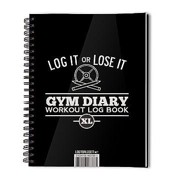 weightlifting log book