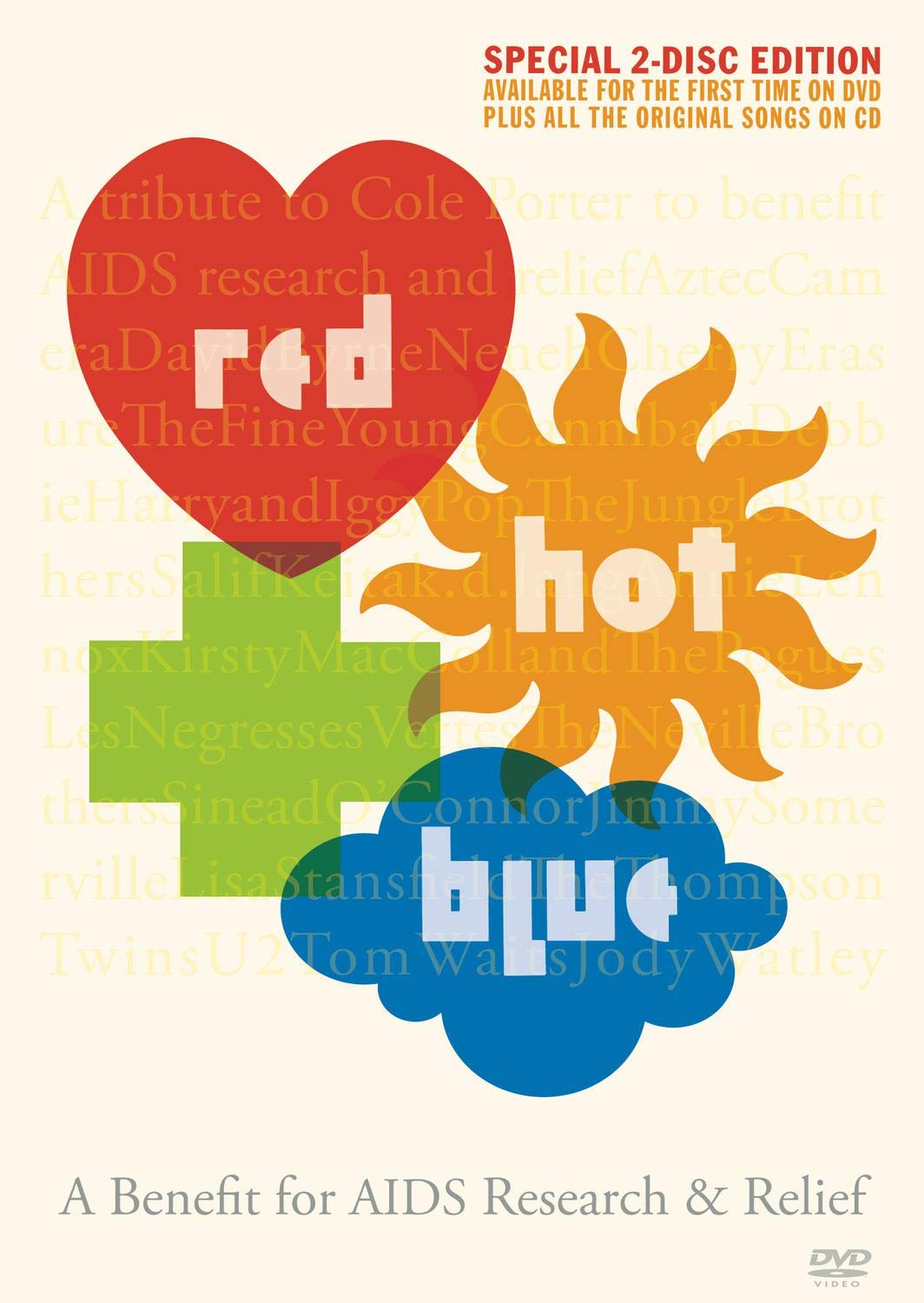Red Hot + Blue: A Tribute To Cole Porter by Sony
