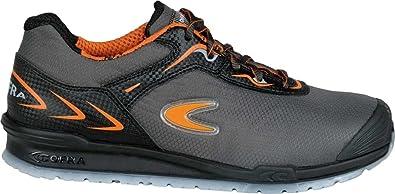 COFRA Sicherheitsschuhe Click S1P SRC Modern im Sneakerlook Aus der Beliebten Running Reihe