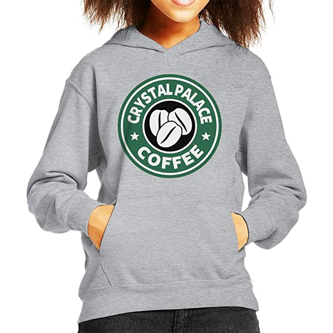 Crystal Palace Coffee Starbucks Kids Hooded Sweatshirt: Amazon.es: Ropa y accesorios