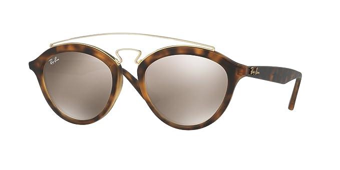 Womens 4257 Sunglasses, Negro, 53 Ray-Ban
