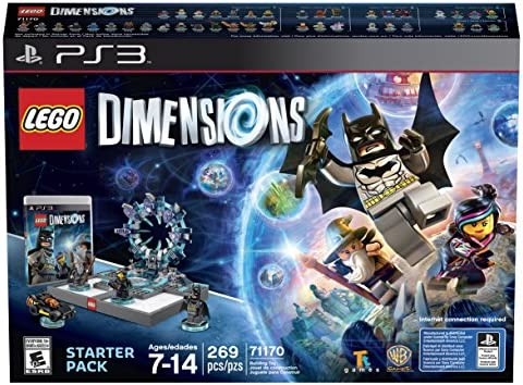 Take-Two Interactive LEGO Dimensions - Juego (PlayStation 3 ...