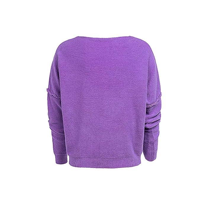 ASHOP Ropa Mujer, Sudaderas Mujer Tumblr Anchas Algodón Manga Larga Blusa Tops Hoodie Sweatshirt Outwear