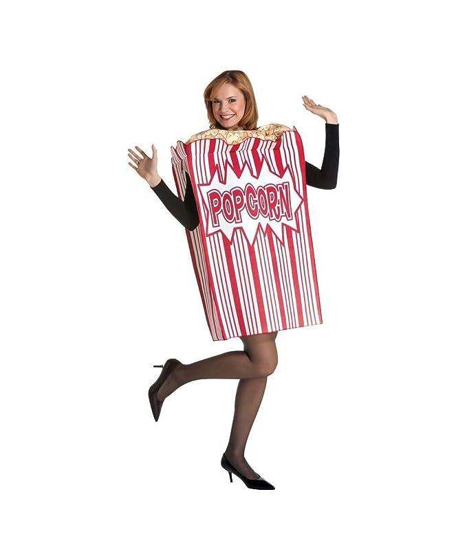 sc 1 st  Amazon.com & Amazon.com: Rasta Imposta Movie Night Popcorn Multi One Size: Clothing