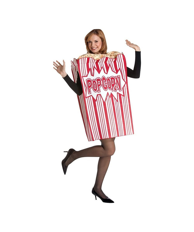 Amazon.com: Rasta Imposta Movie Night Popcorn, Multi, One Size: Clothing