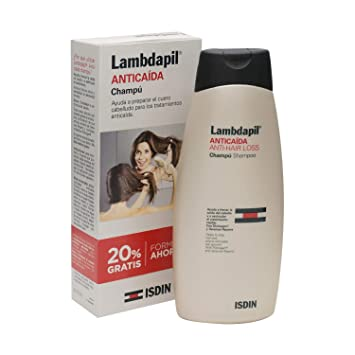 Amazon.com: Lambdapil Anti Hair Loss Shampoo 400ml - Hair Renewal - Hair Growth Treatment - Spain: Beauty