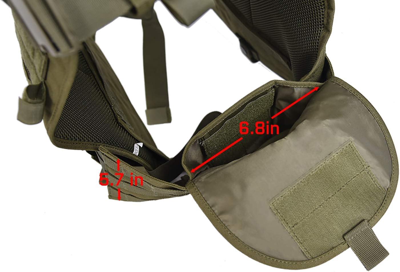 GFIRE Tactical Vest
