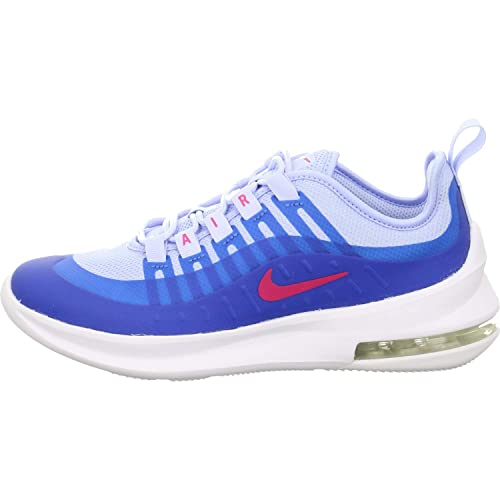 donna nike air max blue and pink