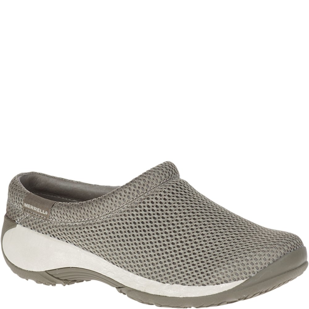 Merrell Women's Encore Q2 Breeze Clog, Aluminum, 8.5 Medium US