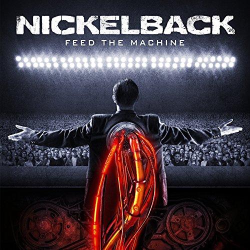 CD : Nickelback - Feed The Machine (CD)