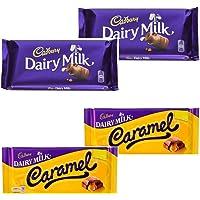 Cadbury Dairy Milk Chocolate Bars (2 x 200