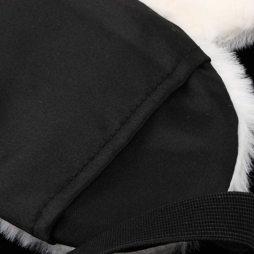 blanc Sommeil Voyage Confortable Anti-lumi/ère pour Homme Femme Professionnel Masque des Yeux Motif de Lapin IPOTCH Masques de Sommeil