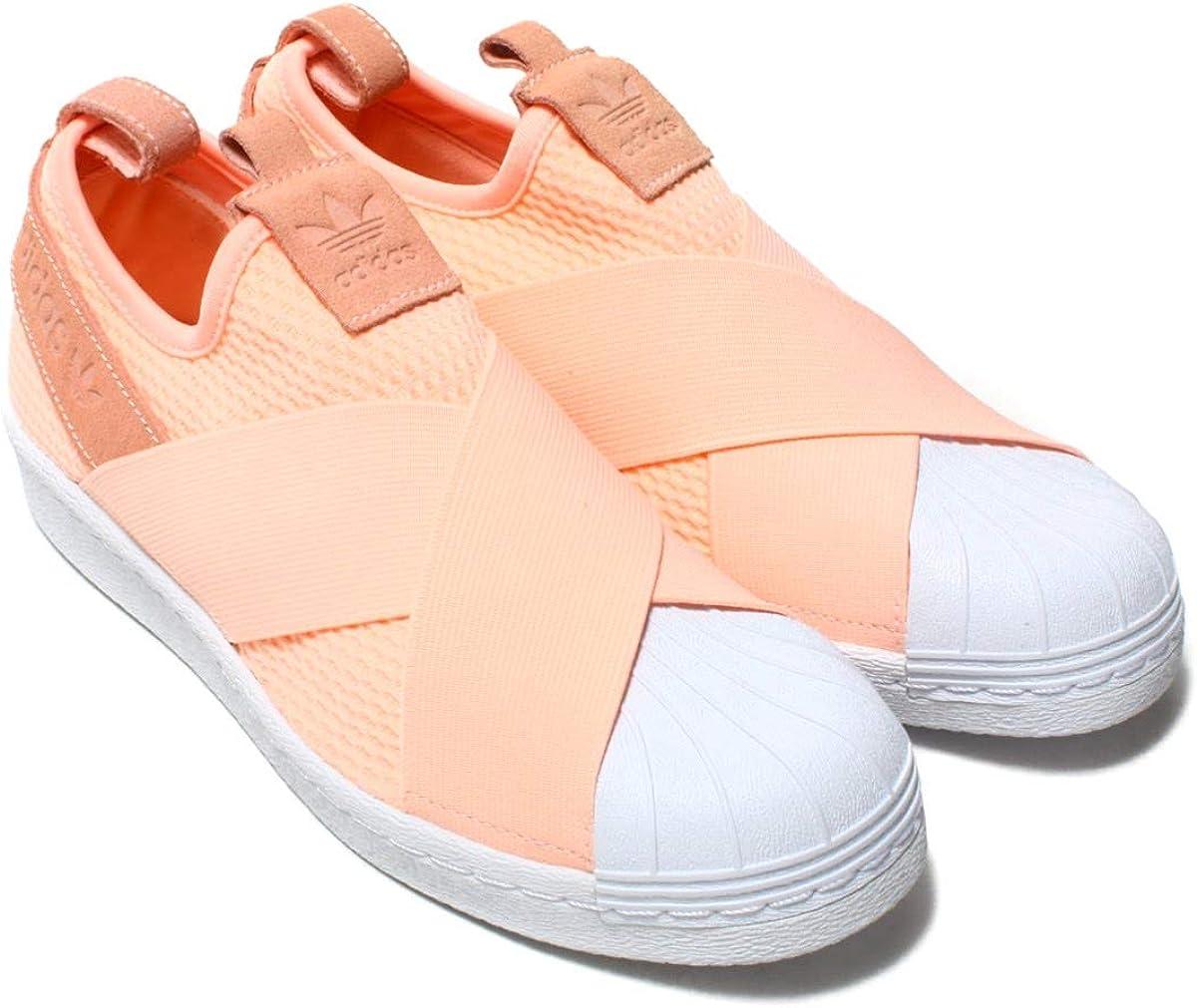 Amazon.com | adidas Originals Women's Superstar Slip-on Shoes ...