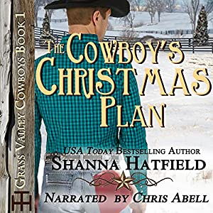 The Cowboy's Christmas Plan Audiobook