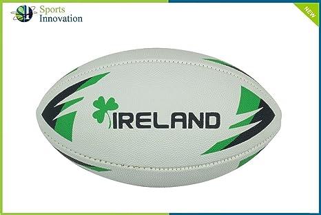 Balón de Rugby Irlanda - Mini: Amazon.es: Deportes y aire libre