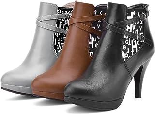 Kitzen Chaussures à Talons Hauts de Grande Taille Chaussures à Talons Hauts Chaussures à Talons Hauts